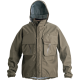 VISION KURA JACKET BROWN M