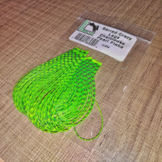 BARRED CRAZY LEGS CHARTREUSE
